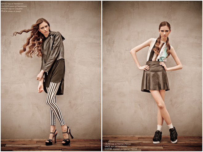 Select Studios Fashion Photography